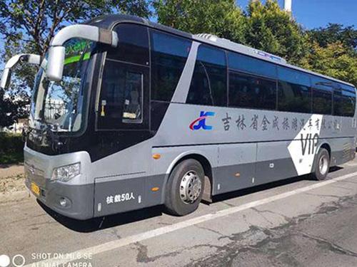 50座大宇客车